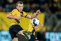BREDA - NAC - FC Emmen , Voetbal , Jupiler League , Seizoen 2016/2017 , Rat Verlegh Stadion , 16-12-2016 , NAC speler Olivier Rommens