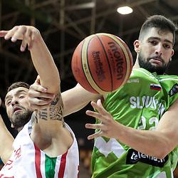 20160805: SLO, Basketball - Adecco cup, Slovenia vs Portugal