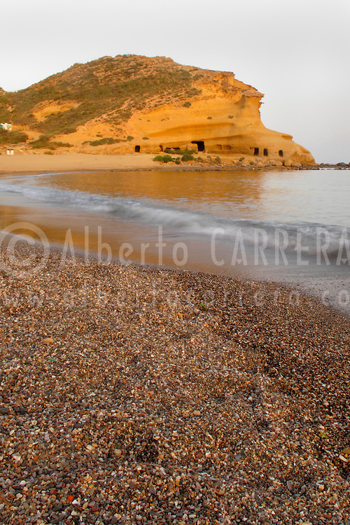 Alberto Carrera, Calacerrada beach, Águilas,  Mediterranean Sea,  Region de Murcia, Murcia, Spain, Europe