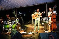 Noam Blat performing at the Bali Spirit Festival, 21/3/2013.