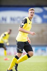 Livingston Jordan White.<br /> Raith Rovers 3 v 0 Livingston, SPFL Ladbrokes Premiership game played 8/8/2015 at Stark's Park.