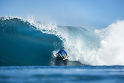 December 18, 2017 - Oahu, Hawaii, U.S. - Gabriel Medina (BRA) placed 2nd in Heat 3 of Round Four at Billabong Pipe Masters 2017 in Pipe  Oahu, Hawaii , USA..Billabong Pipe Masters 2017, Hawaii, USA - 18 Dec 2017 (Credit Image: © WSL via ZUMA Wire/ZUMAPRESS.com)