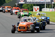 ITC Compliance Caterham Supersport Championship - Oulton Park - 13th August 2016