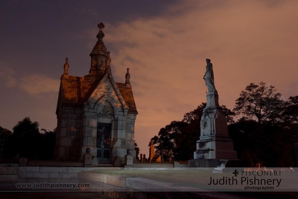 Atlanta, Oakland Cemetery, Georgia