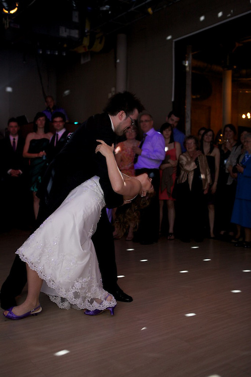 On May 22nd, 2011 Alex and Victoria held their wedding in Montreal, Quebec at l'Ambroisie with family and friends.