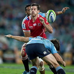 NSW Waratahs  v  Lions | Asteron Life SuperRugby | 18 May 2014
