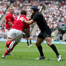 England v Wales | Investec International Rugby Union Match | 06 August 2011