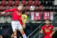 ALKMAAR - 12-09-2017, Jong AZ - Telstar, AFAS Stadion, 2-2, Jong AZ speler Teun Koopmeiners