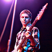Mister Heavenly featuring Michael Cera on bass at the Moore Theatre 11-30-2010