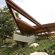Norm Applebaum Architect - Brandes Residence Scouting Photographs, Rancho Santa Fe California
