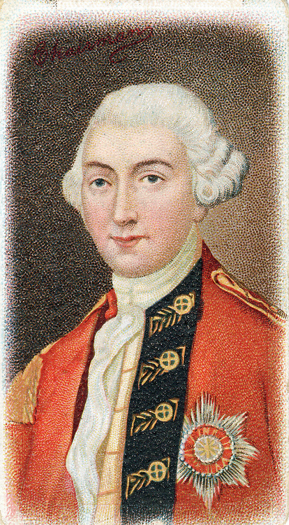 Jeffrey Amherst, lst Baron Amherst (1717-1797) English soldier, Commander-in-Chief in North America 1769, Governor-General of British North America 1760-1763,  Commander-in-Chief British army 1772-1796. Chromolithograph c1910.