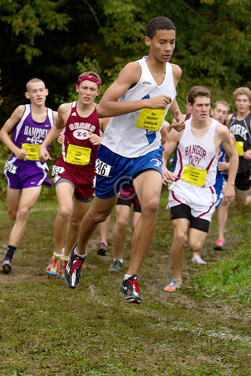 Festival of Champions High School Cross Country meet, Alex Southiere, Cumberland