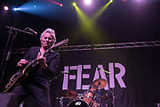 Fear perform at Musink on March 16, 2018 at the OC Fair & Event Center in Costa Mesa, California (Photo: Charlie Steffens/Gnarlyfotos)