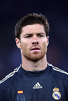 Fotball<br /> Foto: DPPI/Digitalsport<br /> NORWAY ONLY<br /> <br /> FOOTBALL - UEFA CHAMPIONS LEAGUE 2009/2010 - GROUP C - FC ZÜRICH v REAL MADRID - 15/09/2009<br /> <br /> XABI ALONSO (REAL)