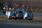 No. 1 Audi r18, the defending Le Mans car, during practice Thursday morning at the 12 Hours of Sebring.