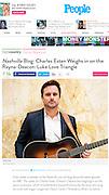 Actor Charles Esten Weighs, People.com, 2014