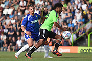 Leeds United's Kaylin Phillips(23) during the Pre-Season Friendly match between Forest Green Rovers and Leeds United at the New Lawn, Forest Green, United Kingdom on 17 July 2018. Picture by Alan Franklin.