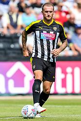 Lewis Alessandra of Notts County - Mandatory by-line: Robbie Stephenson/JMP - 14/07/2018 - FOOTBALL - Meadow Lane - Nottingham, England - Notts County v Derby County - Pre-season friendly