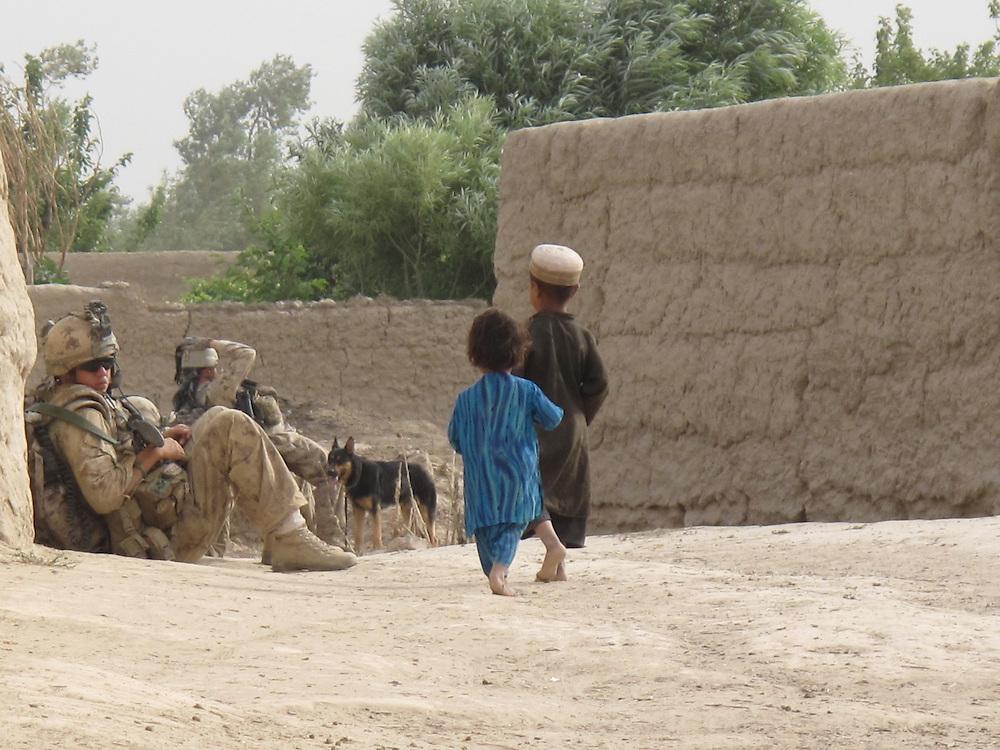 Panjwaii District Kandahar 2010