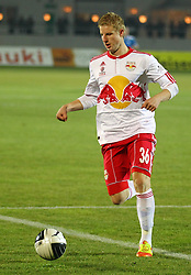 04.12.2011, Stadion, Wiener Neustadt, AUT, 1. FBL, SC Wiener Neustadt vs RB Salzburg, im Bild Martin Hinteregger, (Red Bull Salzburg, #36)  during the Austrian Bundesliga Match, SC Wiener Neustadt against RB Salzburg, Stadium, Wiener Neustadt near Vienna, Austria on 2011-12-04, EXPA Pictures © 2011, PhotoCredit: EXPA/ S. Woldron