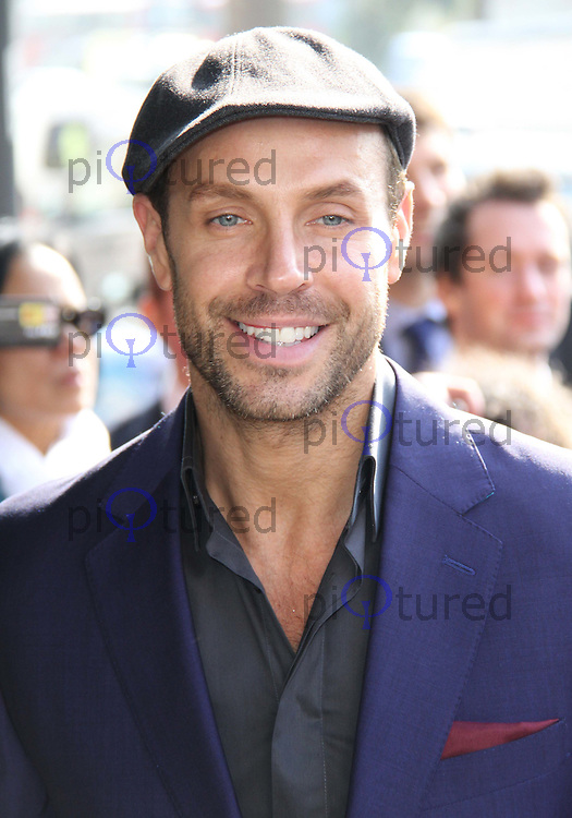 Jason Gardiner TRIC Awards, Television and Radio Industries Club, Grosvenor House Hotel, Park Lane, London, UK, 08 March 2011:  Contact: Ian@Piqtured.com +44(0)791 626 2580 (Picture by Richard Goldschmidt)