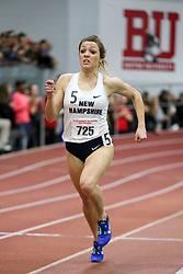 Mile, Eli Purrier, New Hampshire<br /> Boston University Athletics<br /> Hemery Invitational Indoor Track & Field