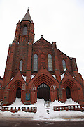 One of the true architectural marvels of Calumet is St. Anne's Catholic Church.