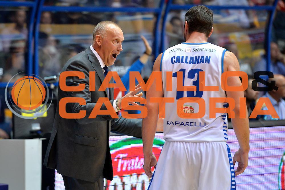 Pasta Reggia Juve Caserta<br /> Red October Cantu' vs Banco di Sardegna Sassari<br /> Basket Serie A 2016/2017<br /> Milano 23/10/2016<br /> Foto Ciamillo-Castoria