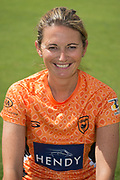 Charlotte Edwards of Southern Vipers during the Southern Vipers Press Day 2017 at the Ageas Bowl, Southampton, United Kingdom on 31 July 2017. Photo by David Vokes.