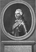 Louis Ernest of Brunswick-Lüneburg-Bevern (25 September 1718, Wolfenbüttel - 12 May 1788, Eisenach) was a field-marshal in the armies of the Holy Roman Empire and the Dutch Republic. From 13 November 1750 to 1766 he was the Captain-General of the Netherlands, where he was known as the Duke of Brunswick or (to distinguish him from his eldest brother Charles, who succeeded to their father's title of Duke of Brunswick-Lüneburg) Duke of Brunswick-Wolfenbüttel. Another brother was Duke Ferdinand of Brunswick who led the Allied Anglo-German army during the Seven Years' War.