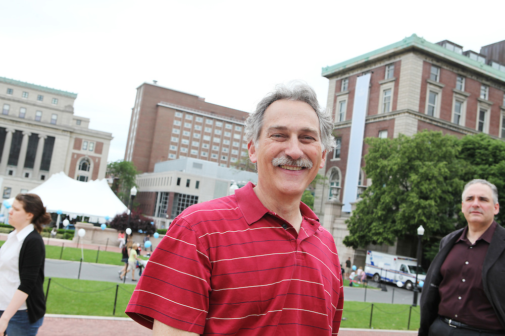"""Rob Mayer '71..""""Be open to all the people you meet."""""""