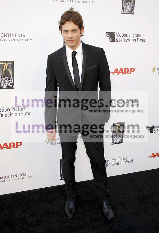 CENTURY CITY, CA - MAY 01, 2010: James Marsden at the 5th Annual 'A Fine Romance' Benefit held at the Fox Studio Lot in Century City, USA on May 1, 2010.