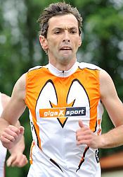 20.06.2010, Kobenz, AUT, X Trim Triathlon, im Bild Heimo Mord (Askö Triathlon Team Judenburg), EXPA Pictures © 2010, PhotoCredit: EXPA/ S. Zangrando / SPORTIDA PHOTO AGENCY