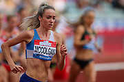 Eilish MCCOLGAN of Great Britain in the Women's 3000m during the Muller Grand Prix 2018 at Alexander Stadium, Birmingham, United Kingdom on 18 August 2018. Picture by Toyin Oshodi.