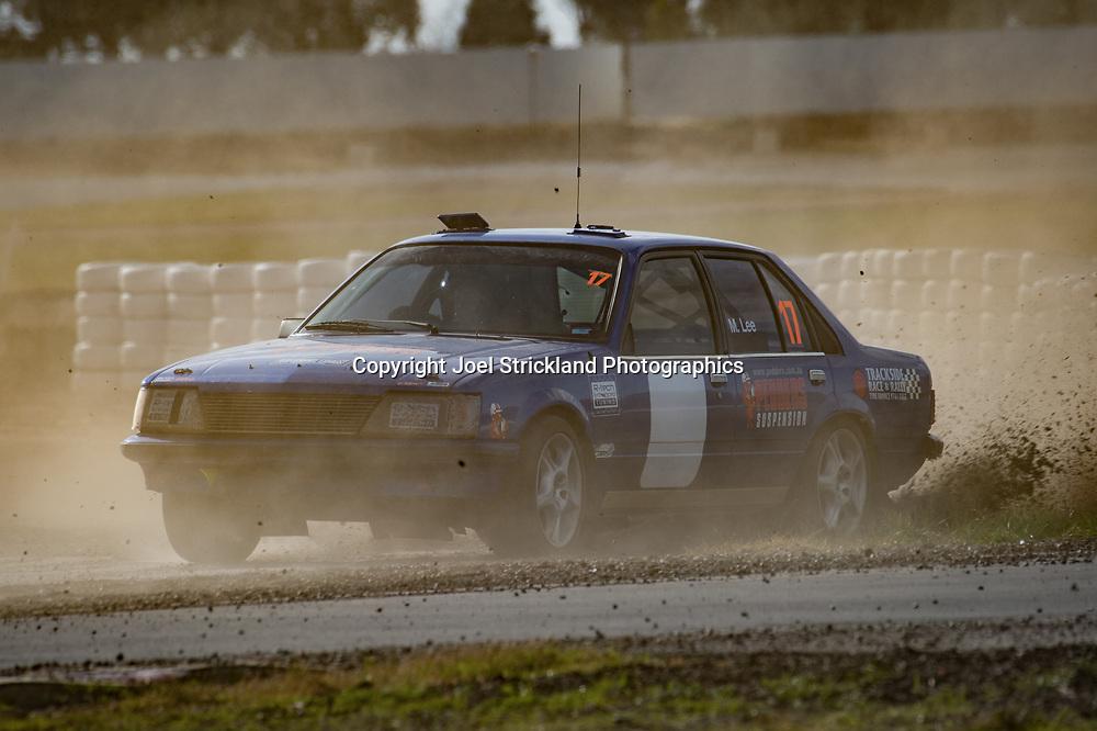 Matt Lee - Holden Commodore - Rallycross Australia - Winton Raceway - 16th July 2017