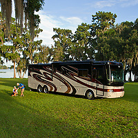 Florida RV Tire Brochure production
