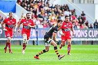Alex LOZOWSKI - 05.04.2015 - Toulon / Londres Wasps - 1/4Finale European Champions Cup<br />
