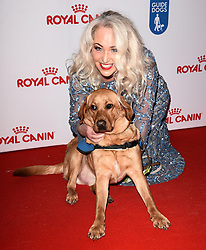 The Guide Dog of the Year Awards at The Hilton Park Lane Hotel, Park Lane London on Wednesday 9 December 2015
