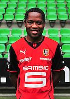 Jean II MAKOUN - 19.09.2013 - Photo officielle - Rennes - Ligue 1<br /> Photo : Philippe Le Brech / Icon Sport