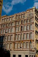 New York. Soho architecture  New York - United States  immeuble beaux arts /  Soho architecture  New York - Etats unis