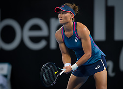 December 31, 2018 - Brisbane, AUSTRALIA - Samantha Stosur of Australia in action during the first round at the 2019 Brisbane International WTA Premier tennis tournament (Credit Image: © AFP7 via ZUMA Wire)