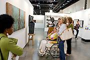 FNB Joburg Art Fair, 23 September 2011, Sandton Convention Centre, Johannesburg.