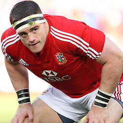 Andrew Sheridan of the British and Irish Lions during the British and Irish Lions tour 2009 <br /> LIONS TOUR 2009 SOUTH AFRICA