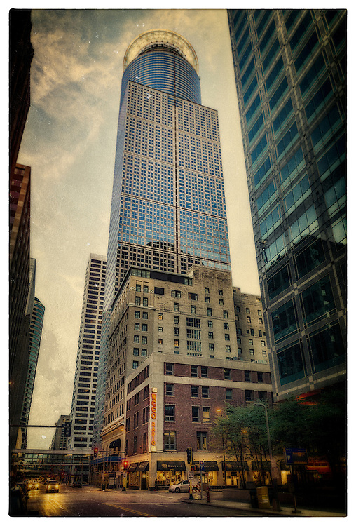 Capella Tower In Downtown Minneapolis Hines Photography