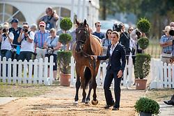 Blom Merel, NED, Chiccolino<br /> European Championship Eventing<br /> Luhmuhlen 2019<br /> © Hippo Foto - Stefan Lafrentz