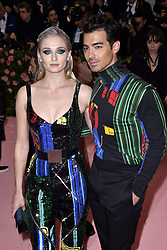 File photo - Joe Jonas and Sophie Turner attend The 2019 Met Gala Celebrating Camp: Notes On Fashion at The Metropolitan Museum of Art on May 06, 2019 in New York City. Game Of Thrones' Sophie Turner and Joe Jonas of Jonas Brothers fame are reportedly expecting their first child together. JustJared reported the exclusive, with multiple sources confirming the news that Turner is pregnant. Photo by Lionel Hahn/ABACAPRESS.COM