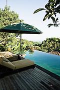 Pool villa w/ view of the sea at Damai Lovina Villas