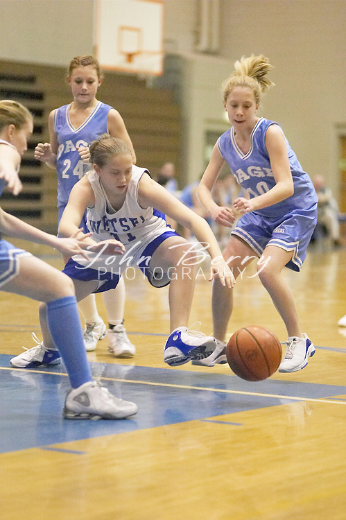 MCHS 8th Grade Girls..vs Page..Fourth Period..December 16, 2004