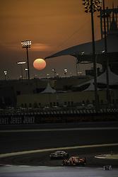 November 16, 2017 - Sakhir, Bahrein - 24 CEFC MANOR TRS RACING (CHN) ORECA 07 GIBSON LMP2 MATT RAO (GBR) BENJAMIN HANLEY (GBR) JEAN ERIC VERGNE  (Credit Image: © Panoramic via ZUMA Press)