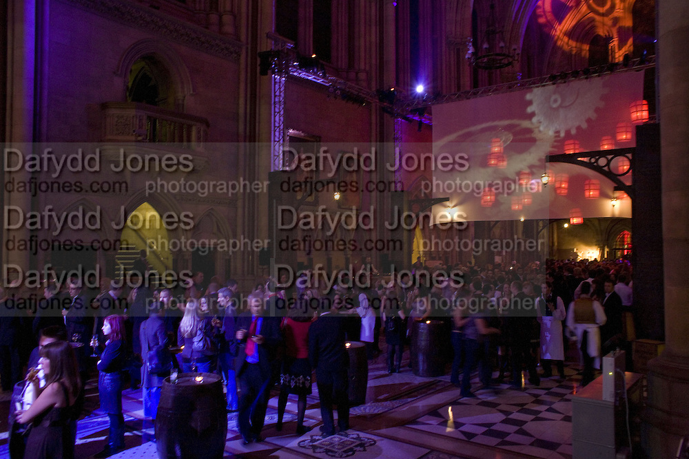 ROYAL COURTS OF JUSTICE, European Film premiere of Sweeny Todd,  Odeon Leicester Sq. and party afterwards at the Royal Courts of Justice. 10 January 2008. -DO NOT ARCHIVE-© Copyright Photograph by Dafydd Jones. 248 Clapham Rd. London SW9 0PZ. Tel 0207 820 0771. www.dafjones.com.